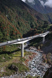 Otira Viaduct Royalty Free Stock Images