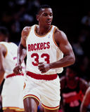 Otis Thorpe, Houston Rockets Foto de archivo libre de regalías