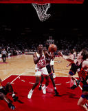 Otis Thorpe Houston Rockets arkivfoto