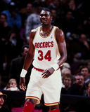 Otis Thorpe Houston Rockets Arkivfoton