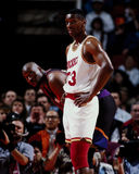 Otis Thorpe, Houston Rockets Stock Photos