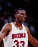 Otis Thorpe, Houston Rockets Royalty Free Stock Photography