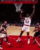 Otis Thorpe, Houston Rockets Royalty Free Stock Photos