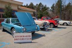 Otis Wilson Car Show à l'université de Northwood photos libres de droits