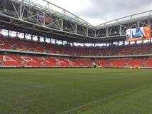 Otkritie Arena Spartak stadium in Moscow Stock Photo
