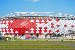 Otkrytie Arena. Royalty Free Stock Images