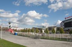 Otkrytiye arena, Spartak futbolu klubu stadium Obraz Royalty Free