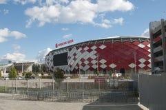 Otkrytiye arena, Spartak futbolu klubu stadium Zdjęcie Royalty Free