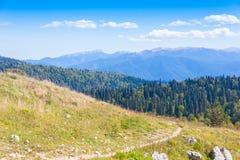 Otoño del día de la montaña imagenes de archivo