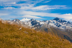 Otoño del día de la montaña Fotografía de archivo libre de regalías