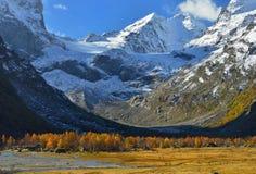Otoño en el Cáucaso Fotos de archivo libres de regalías