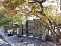 Otoño en Japón Imagenes de archivo