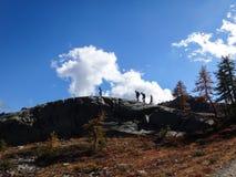 Otoño en la montaña fotos de archivo libres de regalías