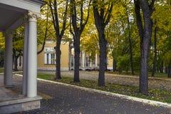 Otoño en Moscú Fotos de archivo