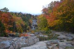 Otoño en New Hampshire foto de archivo
