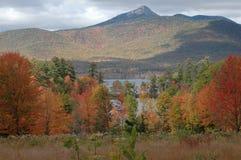 Otoño en New Hampshire Imagenes de archivo