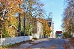 Otoño en TrädgÃ¥rdsgatan Imagen de archivo