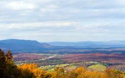 Otoño - valle de Shenandoah Imagen de archivo