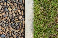 Otoczak betonowa łąka zdjęcie royalty free
