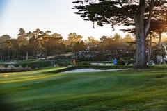 Otoczak plaży golf fotografia royalty free