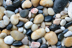 Otoczaków kamienie Fotografia Stock