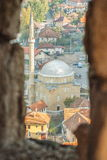 Otoman mosque historic building Stock Image