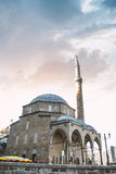 Otoman mosque historic building Royalty Free Stock Image