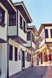 Otomano viejo del edificio Imagen de archivo