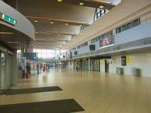 Otopeni internationell flygplats, Bucharest, Rumänien arkivfoto