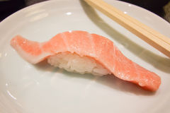 Otoro Sushi Royalty Free Stock Photography