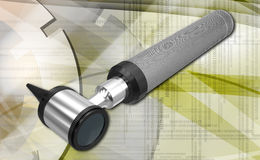 Otoscope Stock Images