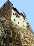 Otrębiasty kasztel Powszechnie znać jak «Dracula kasztel «Brasov - Rumunia obrazy royalty free