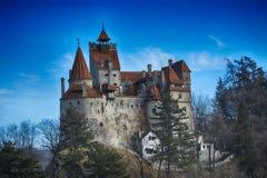 Otręby średniowieczny Kasztel zdjęcie stock