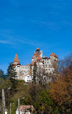 otręby grodowy Romania Transylvania obraz stock