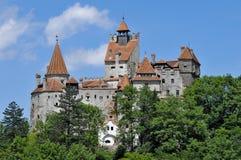 otręby grodowy Transylvania zdjęcie royalty free