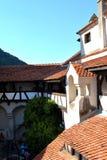 Otręby kasztel, dom Dracula, Brasov, Transylvania fotografia royalty free