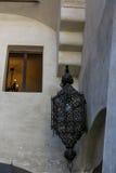 Otręby kasztel - Dracula s kasztelu szczegóły zdjęcia royalty free