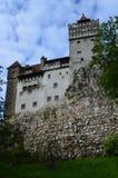 Otręby kasztel, powszechnie znać jako Dracula kasztel w Rumunia, obraz stock