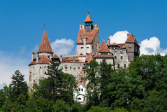 Otręby kasztel, Rumunia obraz royalty free