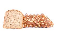 Otręby zdrowy chleb zdjęcia stock