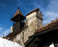 Otrębiasty Castel Zdjęcia Stock