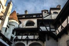 Otrębiasty Castel Zdjęcia Royalty Free