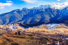 Otręby, Transylvania, Rumunia Obraz Royalty Free