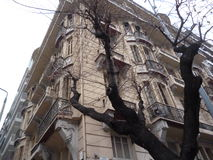 Otra arquitectura del edificio Imagenes de archivo