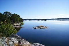 Otra mañana en el mar Báltico Foto de archivo libre de regalías