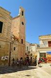 Otranto Апулия Италия Стоковые Фото