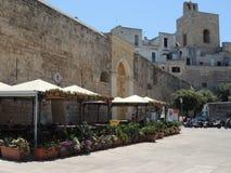 Otranto Fotografía de archivo
