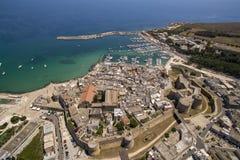 Otranto Fotografie Stock