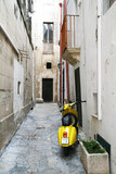 Otranto alley Stock Image