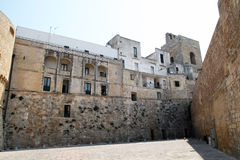 Otranto architecture Stock Images